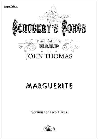 Front cover of the score